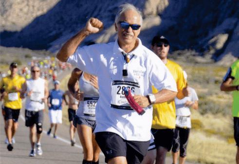 Ultra Bob Race Photo