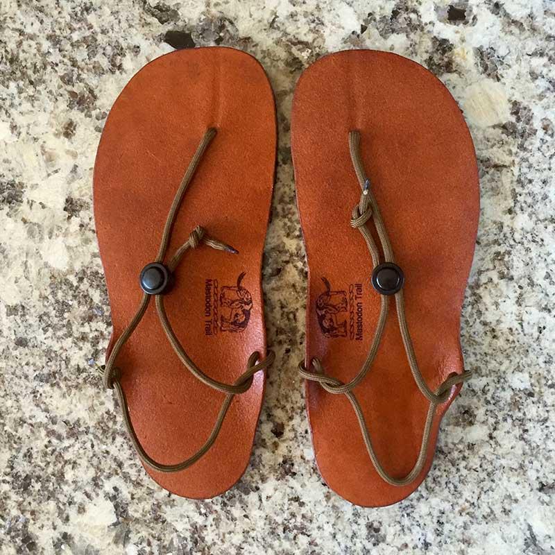 Mastodon Trail™ Sandal - Paleo Shoes