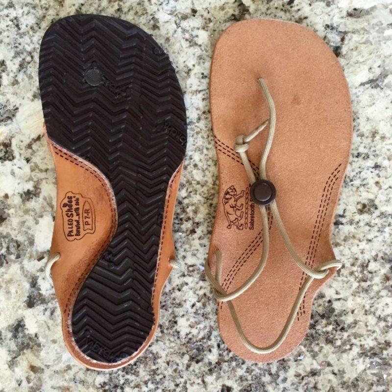 Sabretooth Racer™ Sandal - Paleo Shoes